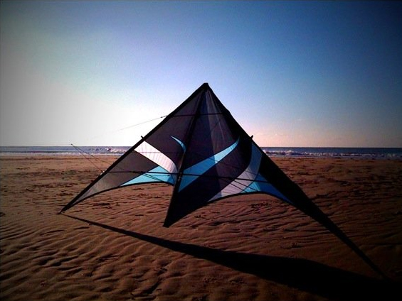 Since I own a few Vendetta's by Viper Sportkites and considering I'm a 100% fan of these kites, it seamed appropriate to write a review about these American competition cannons.