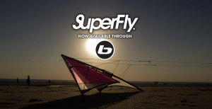 "At long last, a new kite from Tim Benson. The ""Superfly"" is the the all conquering freestyle design from Chris Goff. This is the kite used by Chris to win […]"