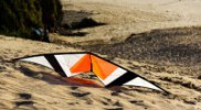 The Superfly is the creation of multiple UK freestyle champion Chris Goff. It is a cutting edge freestyle kite aimed at casual and competition flyers alike, designed to exploit a deep sitting turtle without compromising other tricks and general feel.