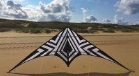 Introduction The Zebra was designed by German freestyle pilot Helge Gosau (Gosau Kites) for Invento HQ and is build in China (at least that's what the label says). The first […]