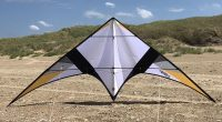 Jens Frank from Level One Kites looked at some of the modern trick kite videos and concluded that most of those kites don't perform old school tricks that nicely. The […]